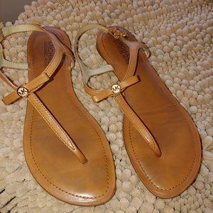 MICHAEL Michael Kors Josie bow tie sandals 7